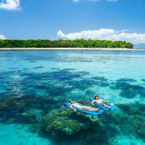 Green Island Cairns and Whitewater Rafting