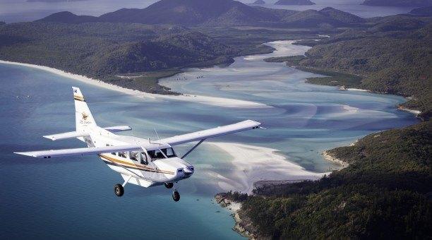 whitsundays scenic flight