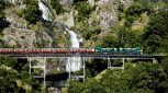 Kuranda Scenic Train, Rainforestation and Skyrail Experience